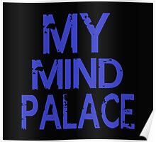 MY MIND PALACE Poster