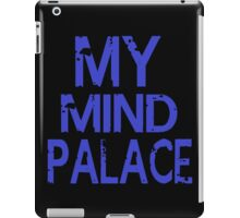 MY MIND PALACE iPad Case/Skin