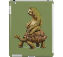 Speed is Relative iPad Case/Skin