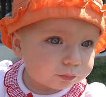 my little girl by Elzbieta