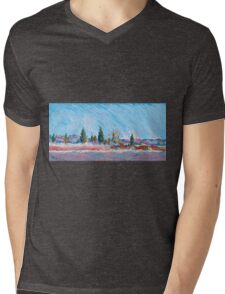 Little Compton I Mens V-Neck T-Shirt