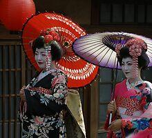 Geisha by Michael D'Andrea Diaz