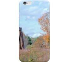 Autumn Travels iPhone Case/Skin
