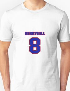 National baseball player Damon Berryhill jersey 8 T-Shirt