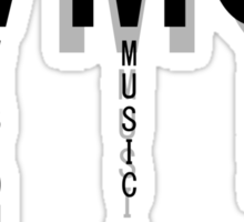 Visionary Music Group Sticker
