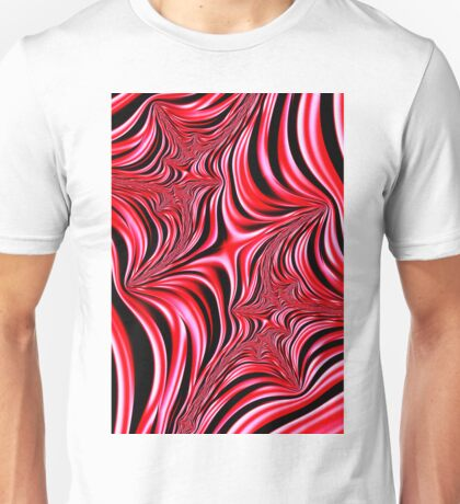 Red Abyss Unisex T-Shirt
