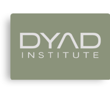 DYAD Institute Canvas Print