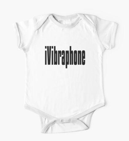 Funny Vibraphone T Shirt One Piece - Short Sleeve