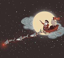 Yo Ho! Ho! Ho! by Jessie Sima