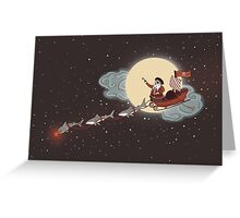 Yo Ho! Ho! Ho! Greeting Card