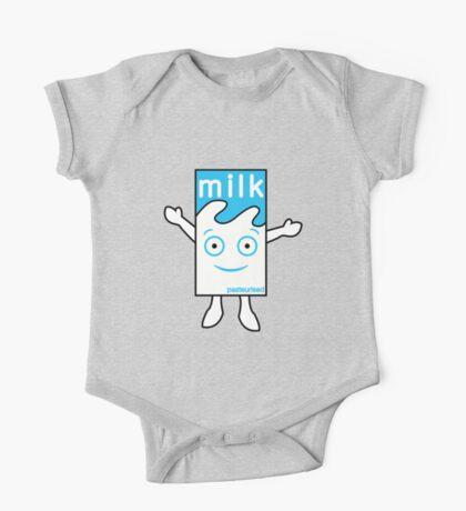 Milk Boy One Piece - Short Sleeve