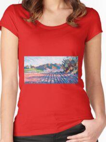 Little Compton II Women's Fitted Scoop T-Shirt