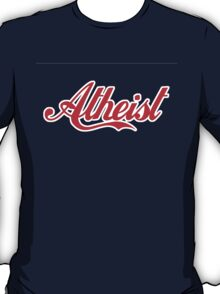 Atheist 'Coke' Design (any background) T-Shirt