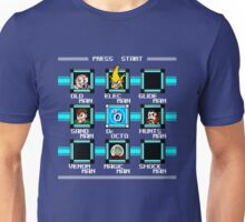 The [Sinister] Six Robot Masters Unisex T-Shirt
