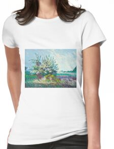 Sachuest Point Womens Fitted T-Shirt