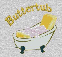 Buttertub (Band Merch) by Brendan Coyle