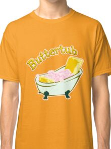 Buttertub (Band Merch) Classic T-Shirt