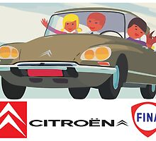 CITROEN by RETROADS