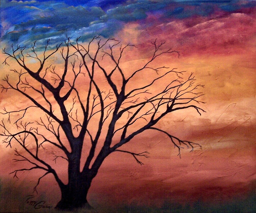 Natures Masterpiece by Peggy Garr