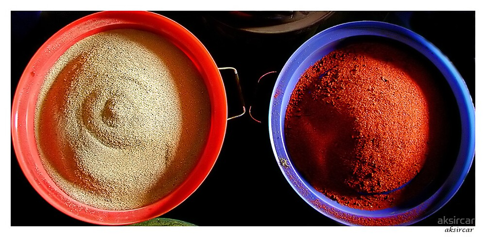 Spices  by aksircar