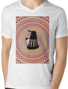 Dalek Trip Mens V-Neck T-Shirt