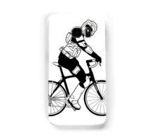 Biker Scout on a Bicycle - Biker Scout Bike - Star Wars Biker Scout Samsung Galaxy Case/Skin
