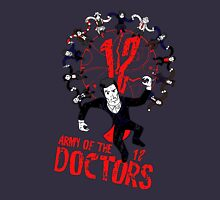 Army of the 12 Doctors T-Shirt