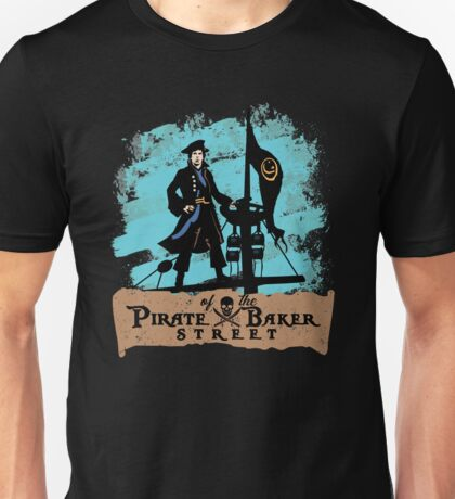 Pirate of the Baker Street Unisex T-Shirt