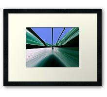 #193 Framed Print