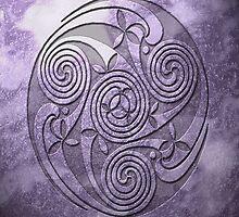 Shield Seal No.1a by quigonjim