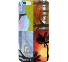 4 Seasons iPhone Case/Skin