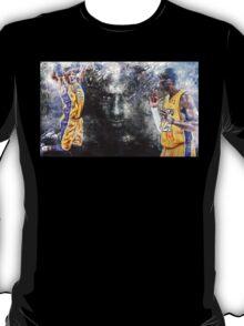 Kobe Bryant - BLACK MAMBA 24 T-Shirt