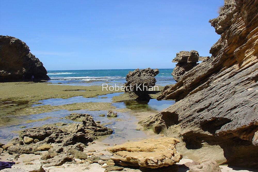 Back Beach by Robert Khan