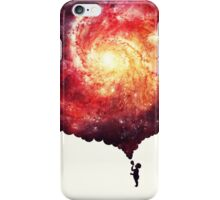 The universe in a soap-bubble! iPhone Case/Skin