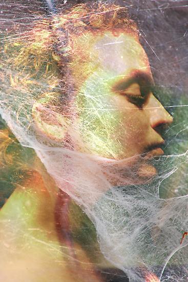 Spiderwoman by Antanas