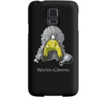 Breaking Bad - Walter is Coming Samsung Galaxy Case/Skin