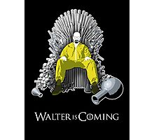 Breaking Bad - Walter is Coming Photographic Print