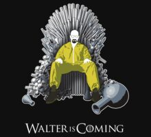 Breaking Bad - Walter is Coming   Unisex T-Shirt