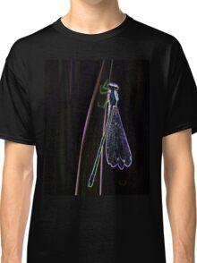Dragonfly edit  Classic T-Shirt