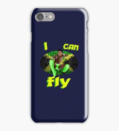 I can FLY   Kofi Kingston iPhone Case/Skin