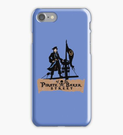 Sherlock Holmes. The Pirate! iPhone Case/Skin