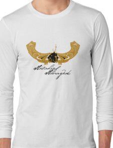 Mischief Managed ALT Long Sleeve T-Shirt