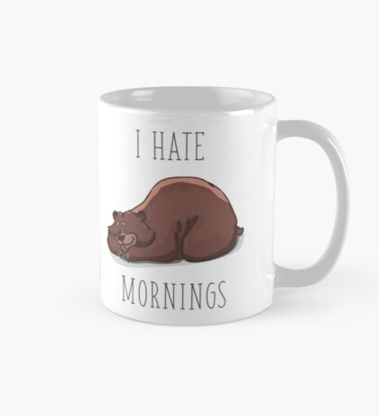 I Hate Mornings Mug