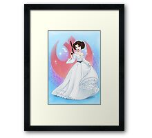 The new Princess Framed Print