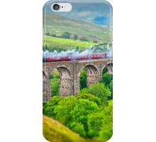 Dent Dale Viaduct (Tilt 'n' Shift) iPhone Case/Skin