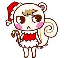 Christmas Marshal (ACNL) by pk-ataraxia