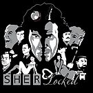 SHERLOCKED by Everdreamer