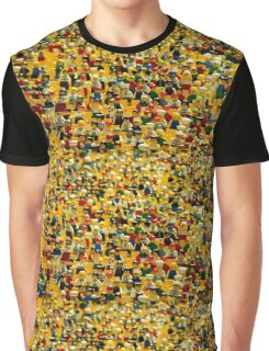 Lego regarde le sport  Graphic T-Shirt
