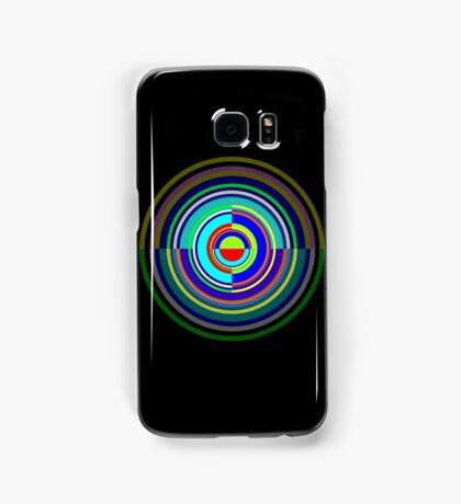 Geometric abstract. Samsung Galaxy Case/Skin