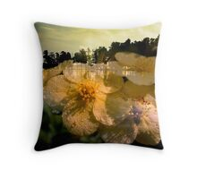 Dreams in landscape Throw Pillow